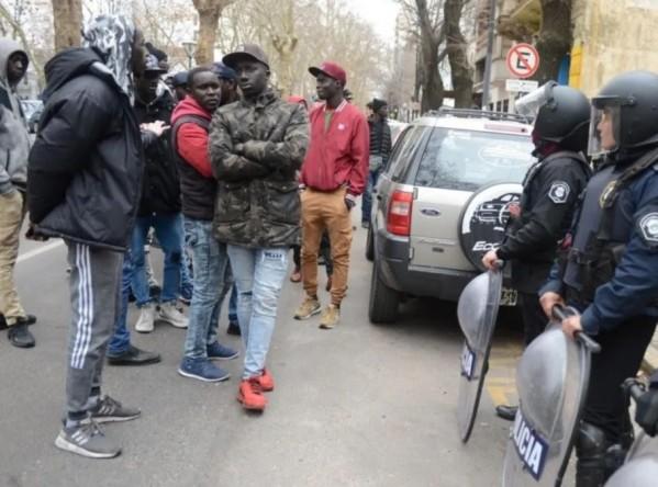 Senegaleses censados en La Plata
